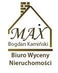 Biuro Wyceny Nieruchomości MAX Bogdan Kamiński